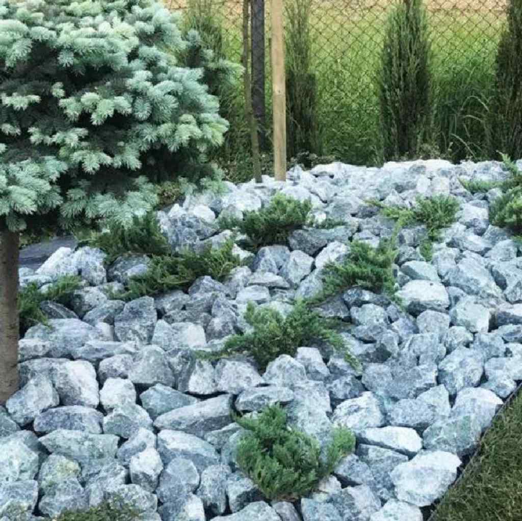 kamień ogrodowy, ozdobny